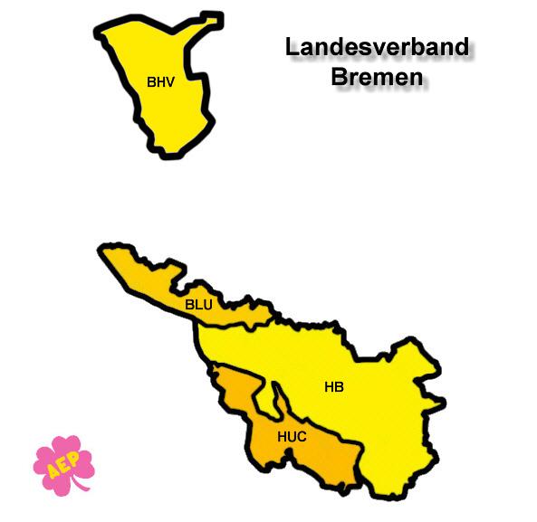 Bundesland Bremen Karte.Landesverband Bremen